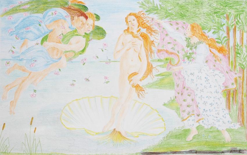 Venus by Anton